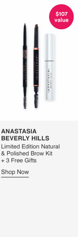 Natural & Polished Brow Kit + 3 Free Gifts