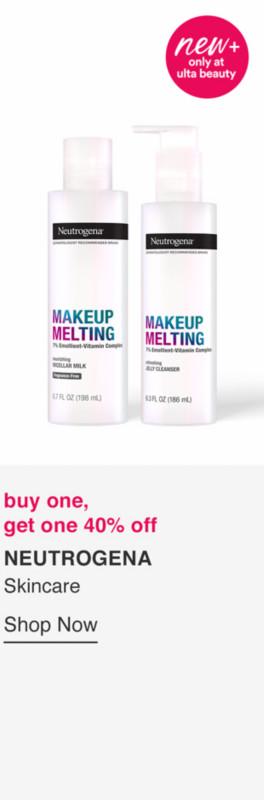 BOGO 40% Skincare