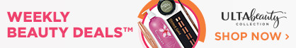 Ulta Weekly Deal: March 18-24 50% off Eye Makeup, Smoothies & Handsoaps.