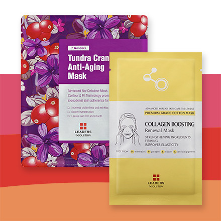 Online only 30% Off – Select LEADERS Sheet Masks