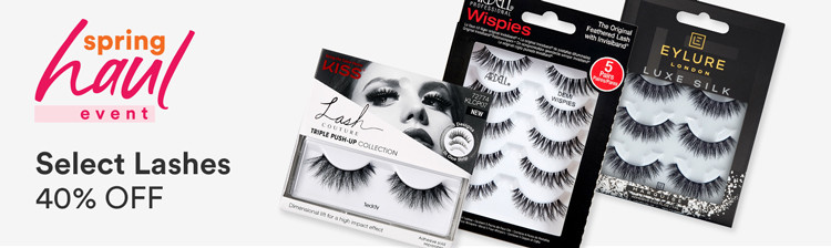 Spring Haul - Ardell/Eylure/Kiss 40% off Lashes