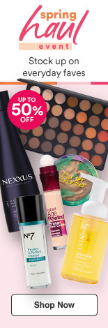 Stock Up On Everyday Faves Up to 50% Off Week 2: April 14 - 20