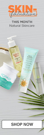 April Skin-fatuation. Natural skin trends.