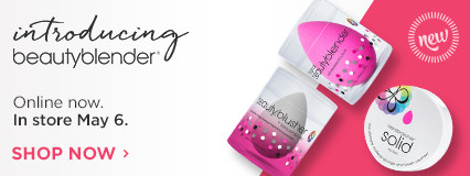 Introducing beautyblender. in store 5/6.