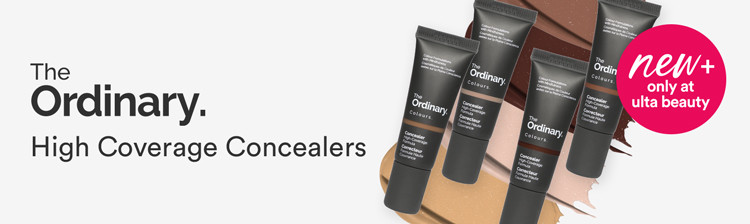 The Ordinary High Coverage Concealers