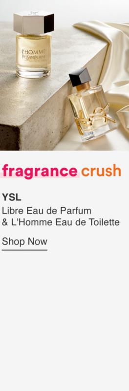 Yves Saint Laurent Fragrance Crush YSL Libre Eau de Parfum & L'Homme Eau de Toilette