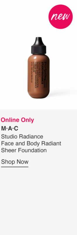 Studio Radiance Face And Body Radiant Sheer Foundation $33