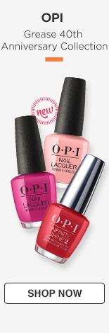 New! OPI Grease 40th Anniversary Collection
