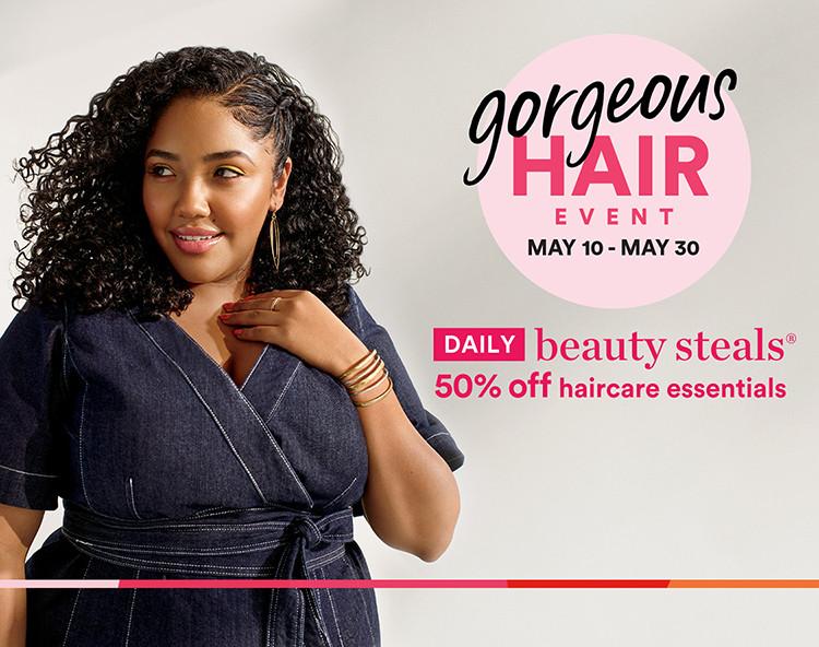 Gorgeous Hair Event - Main