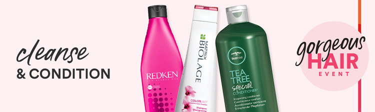Cleansers & Conditioners