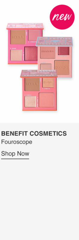 FOUROSCOPE Earth Angel Bronze, Blush & Highlight Palette Air Goddess Blush & Highlight Palette Fire Queen Bronze, Blush & Highlight Palette