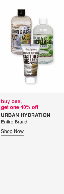 Buy Get One 40% off entire brand