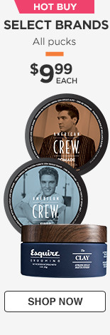 HOT BUY: ALL PUCKS NOW $9.99 each. American Crew, Esquire and more!