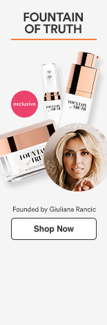 Exclusive! High Performace, Clean Skincare you can trust. Founded by Giuliana Rancic