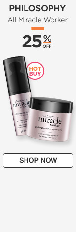 Hot Buy! All Miracle Worker 25% off