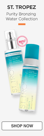 St. Tropez Purity Bronzing Water Collection