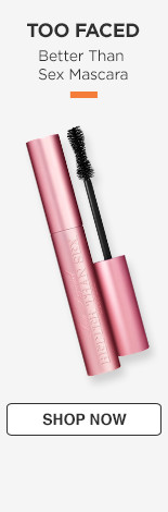 Free Shipping on Too Faced Better Than Sex Mascara
