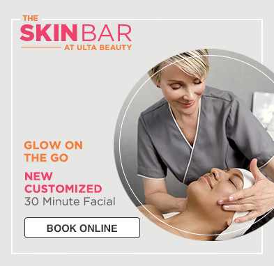 Glow on the go with the new customized 30 minute facial. Book online.