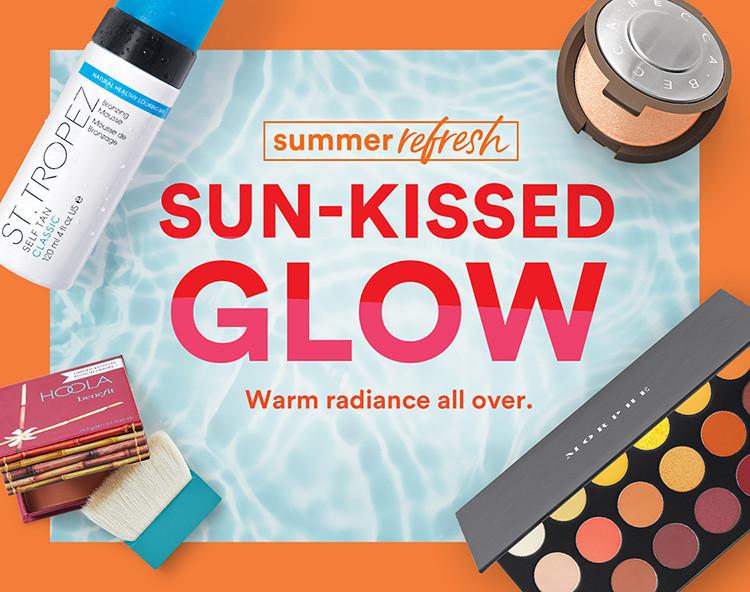 Summer Refresh - Sunkissed Glow