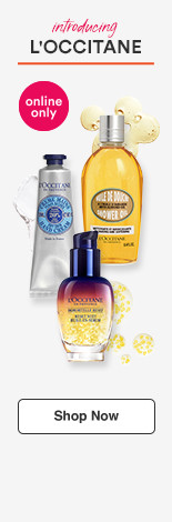 Introducing Loccitane