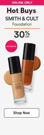 EXCLUSIVE Smith & Cult HOT BUY Foundation
