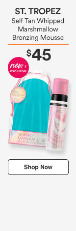 Self Tan Whipped Marshmallow Bronzing Mousse