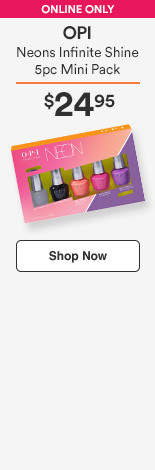 NEONS NAIL LACQUER with Bonus NAIL ART DUO PACK