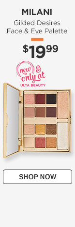 Milani Gilded Desires Face & Eye Palette $19.99
