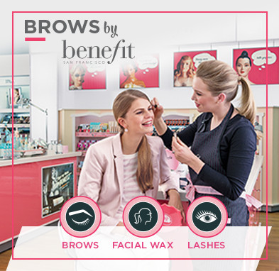 Brows by Benefit.
