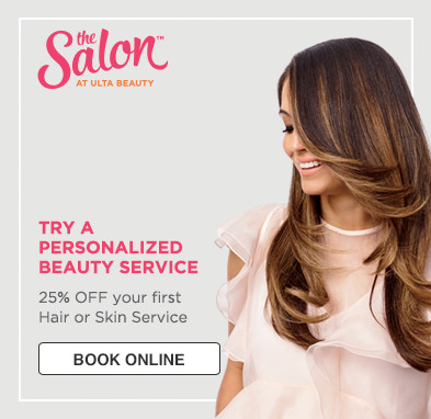 25% off your first hair or skin service. Book online. Disclaimer: Offer expires 8.4.18.