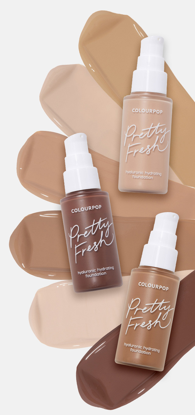 ColourPop Pretty Fresh Foundation