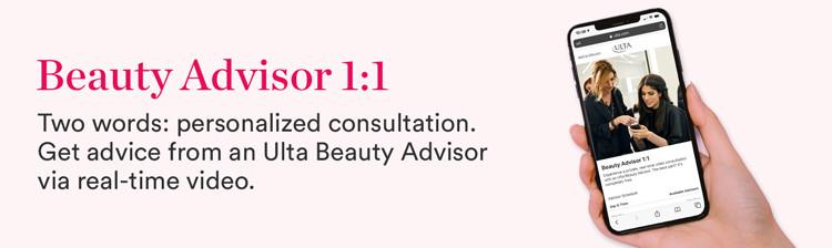Beauty advisor 1:1
