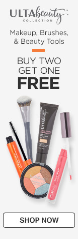 Buy 2 Get 1 Free Makeup, Brushes & Beauty Tools