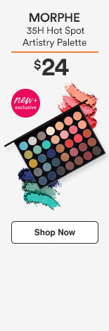 New & Exclusive! 35H Hot Spot Artistry Palette $24