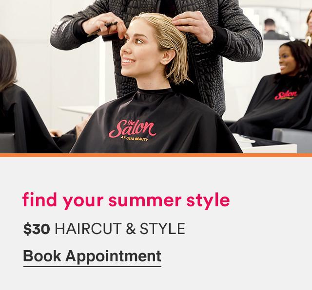 Salon Services Menu – Hair, Skin, Eyebrow   Ulta Beauty