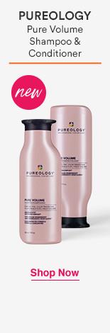 Pure Volume shampoo and conditioner
