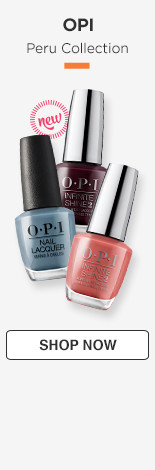 New! OPI Peru Collection!