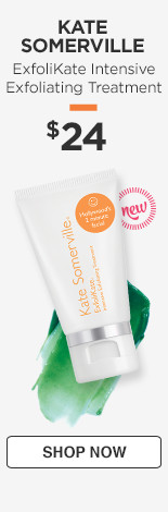 Now on Ulta.com! Kate Somerville ExfoliKate Intensive Exfoliating Treatment $24