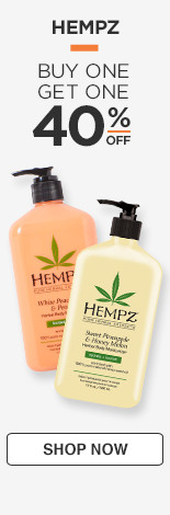 Hempz Buy One Get One 40% off