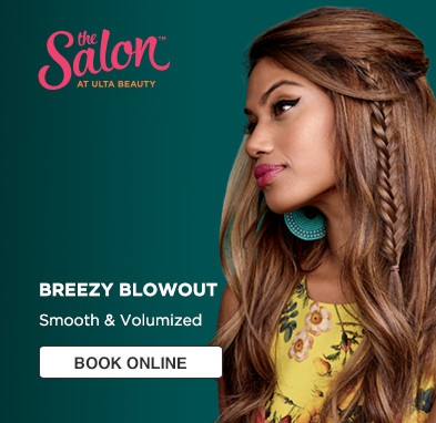 Breezy blowout. Smooth & volumized. Book online.