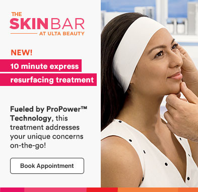 10 minute Express Resurfacing Treatment