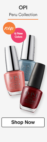 New! OPI Peru Collection
