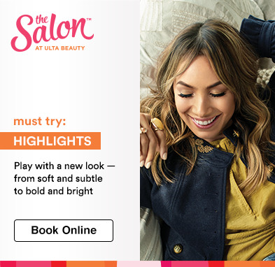 Must try: highlight. Play with a new look - from soft and subtle to bold and bright. Book online.