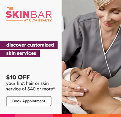 $10 off your first hair or skin service of $40 or more.
