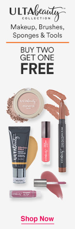 Ulta Beauty Collection  Buy 2 Get 1 Free