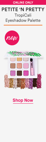 New! TropiCali Eyeshadow Palette