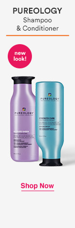 Pureology shampoo and conditioner  New look!