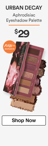 New! Only at Ulta Beauty! Aphrodesiac Eyeshadow Palette, $29.