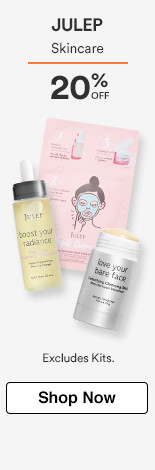 Julep Skincare 20% off, Excludes Kits