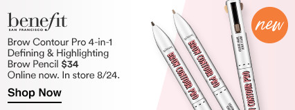 New! Brow Contour Pro 4-in-1 Defining & Highlighting Brow Pencil, $32